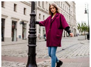Płaszcz damski – wybierz fason idealny dla siebie